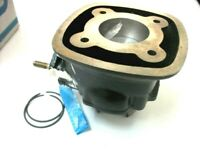 OEM Piaggio NRG Quartz 50cc LC (4-edged head) 2-stroke Cylinder Kit PN 430524