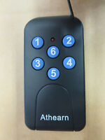 Athearn Remote Control for Locomotives Equipped with MRC Sound and DCC  HO-N