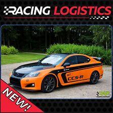 Lexus IS-F CCS-R KIT, CCSR complete circuit race kit, racing stripes, 2007-2014