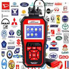 OBDII OBD2 EOBD Car Code Reader Diagnostic Scan Automotive Tool Fault Scanner US