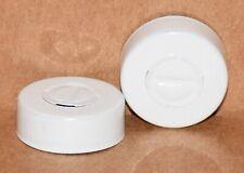 20mm Aluminum Center Tear Serum Vial Seals White 1000 Pack