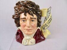 Royal Doulton Beethoven Toby Mug 1995 D7021