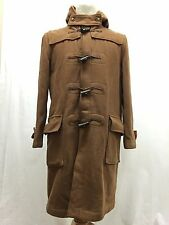 Vintage Gloverall Wool Duffel Coat Size 40L Made In England
