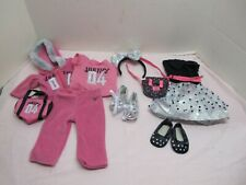 AMERICAN GIRL DOLL JUSTICE OUTFITS LOT OF 2