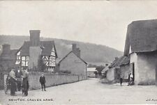 More details for newton, craven arms - old postcard (ref 5781/19 g11)