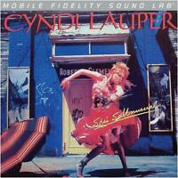 Cyndi Lauper - She's So Unusual - New Sealed MFSL Audiophile Vinyl LP Album