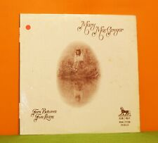 MARY MacGREGOR - TORN BETWEEN TWO LOVERS - KONG MEI - CHINESE VINYL LP RECORD