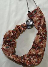Gingerbread Men Stethoscope Cover/Scope Coat