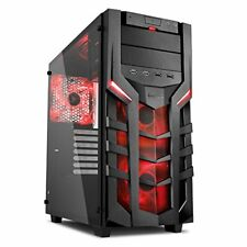 Case Sharkoon Dg7000-g Red Edition ATX Tqxsk51
