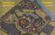 Fairbanks AK * Centennial Exposition   1967 * Alaska Purchase Expo