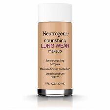 Neutrogena Long Wear Liquid Foundation w/ Sunscreen, 115 Cocoa, EXP 03/2019