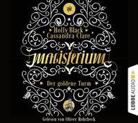 MAGISTERIUM-DER GOLDENE TURM BAND 5 - CLARE,CASSANDRA  6 CD NEW