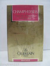 CHAMPS-ELYSEES by GUERLAIN 3.4 oz 100 ml EDT SPRAY WOMEN NEW CLASSIC ORIGINAL