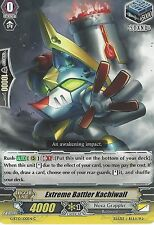 CARDFIGHT VANGUARD CARD: EXTREME BATTLER KACHIWALL - G-BT10/100EN C