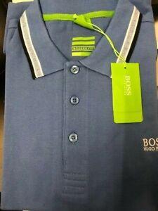 Hugo Boss Polo Short Sleeve ( Colour: Light Blue. Size: S) Brand New
