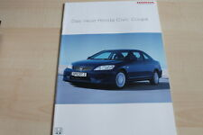 119536) Honda Civic Coupe Prospekt 2004