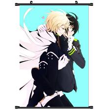 Anime Seraph of the end Owari no Seraph Wall Poster Scroll Home Decor 2669