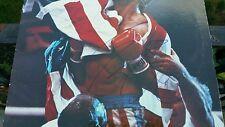 Sylvester Stallone Rocky Balboa Autographed Soundtrack ROCKY IV ALBUM JSA#Z16478
