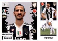 Panini FIFA365 2019 - Sticker 226 a/b - Leonardo Bonucci - Juventus Turin