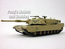 M1 Abrams Main Battle Tank 1/72 Scale Die-cast Model by Eaglemoss