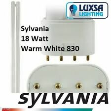SYLVANIA Standard 18W CFL Light Bulbs