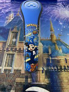 Disney Parks Fantasia Sorcerer Mickey Blue Magic Band 2 2.0 Magicband NEW