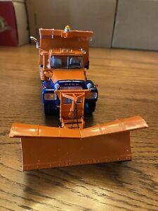 First Gear Mack-R-Model, Dump Truck w/Plow,Tollway & Tunnel, 1/34 Scale