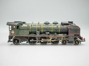 Bachmann / Jouef #40-0185 HO Scale Orient Express 4-6-2 Steam Locomotive (As-Is)