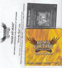 Black Country Communion - Over My Head (Deep Purple / Joe Bonamassa) promo