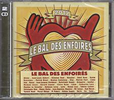 CD NEUF NEW   LE BAL DES ENFOIRES  2012