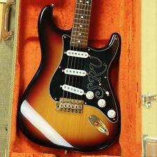 Fender SRV Stevie Ray Vaughan Stratocaster - 2003 - Sunburst