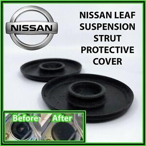 PREMIUM NISSAN LEAF SUSPENSION STRUT PROTECTIVE COVER CAP Z3D
