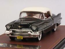 Cadillac Eldorado Biarritz Convertible closed 1956 Grey Metal 1:43 GLM GLM120502