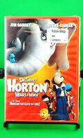 Dr. Seuss' Horton Hears a Who! (DVD, Wide & Fullscreen, 2008) BRAND NEW SEALED