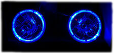 """6024 HALO HEADLIGHT CONVERSION ANGEL EYES 7"""" ROUND WITH 8000K XENON HID"""
