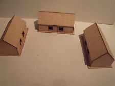 Double Cottages scenery terrain warhammer sigmar wargames wargaming building AOS