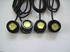 4 pcs  3W LED  Eagle Eyes Day time LED Reverse Light  Super  White LED  # 2
