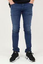 Diesel TEPPHAR Wash 0675L 00CKRI Blue - Slim Carrot - Jeans - blau +NEU+
