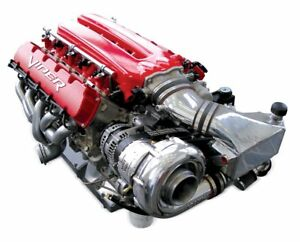 Paxton Dodge Viper SRT-10 8.3L 03-06 Complete NOVI 2000 Supercharger Intercooled