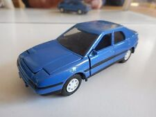 Yonezawa Diapet Mazda 323 Astina in Blue on 1:40