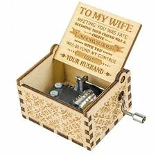 Valentines Music Box Gift for my Wife  Melody You are My Sunshine