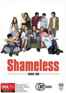 Shameless : Series 2 DVD (PAL, 2010) VGC, FREE POST