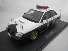 AutoArt  78656  Subaru Impreza WRX STI Japanese Police Car  1:18  TOP & OVP !
