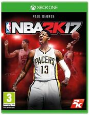 NEUF - jeu NBA 2K17 pour Xbox ONE en francais basket ball 2017 game spiel NEW