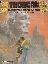 THORGAL 06 - DE VAL VAN BREK ZARITH - Rosinski - van Hamme