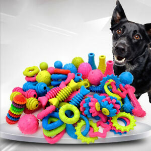 Pet Toys Pet Toy Dog Grind Teeth Non Poisonous Durable Teeth Gums Chew ToyB.zh