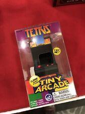 Tiny Arcade Tetris Tiny Arcade Toy New In Box