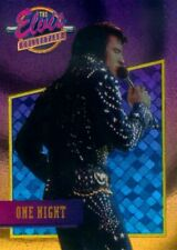 Series 3 DUFEX FOIL Chase Card Elvis Collection River Group 30 ONE NIGHT