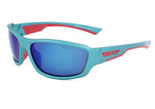 B Force Sports Sunglasses for Driving Cycling Eye Wear Mirrored Polarised Lenses