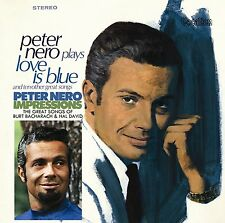 Peter Nero Impressions & Love is Blue and Ten Other Great Songs - CDLK4484